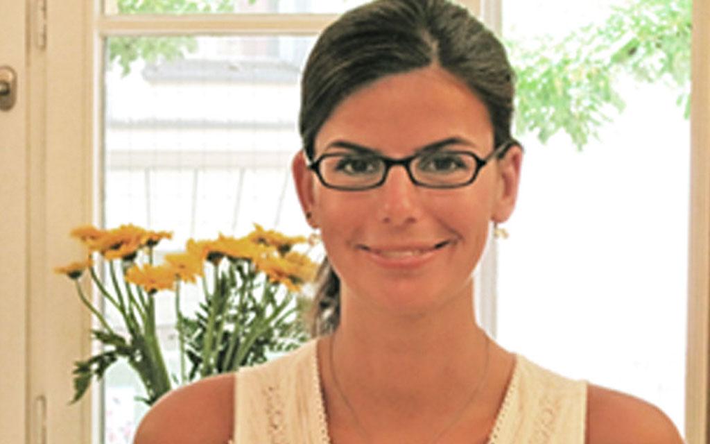 Sylvia Eibl zuständig für die Rezeption & Patientenbetreuung